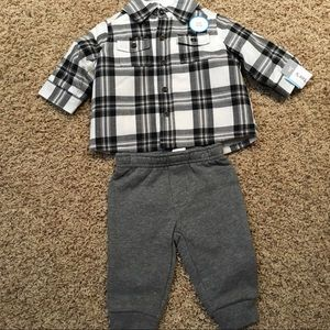Adorable Carters 2pc. Outfit